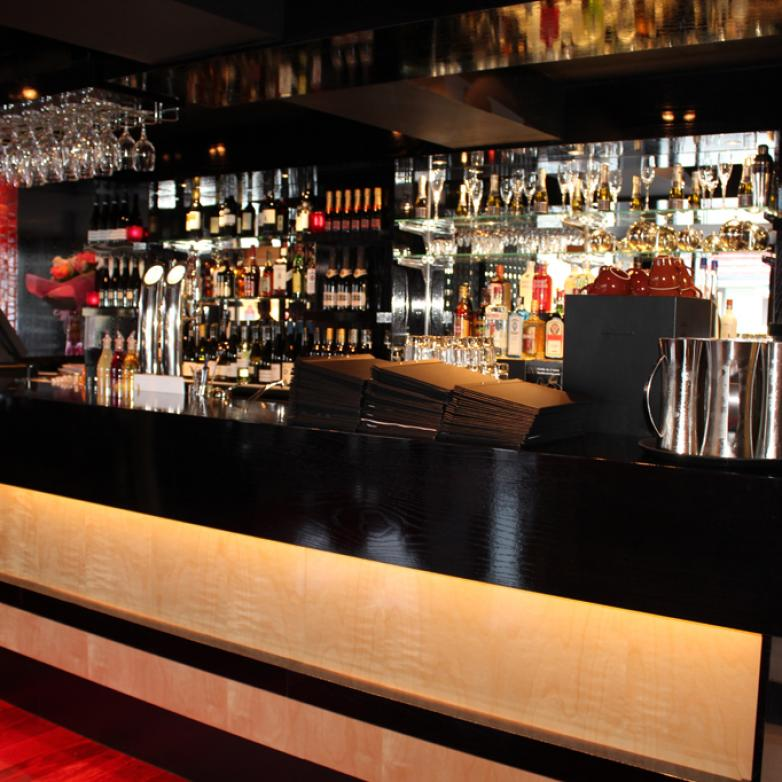 The Sellers Room - Commercial bar interior design