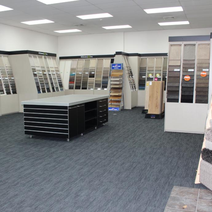 The Sellers Room - Flooring Xtra - Commercial Premises