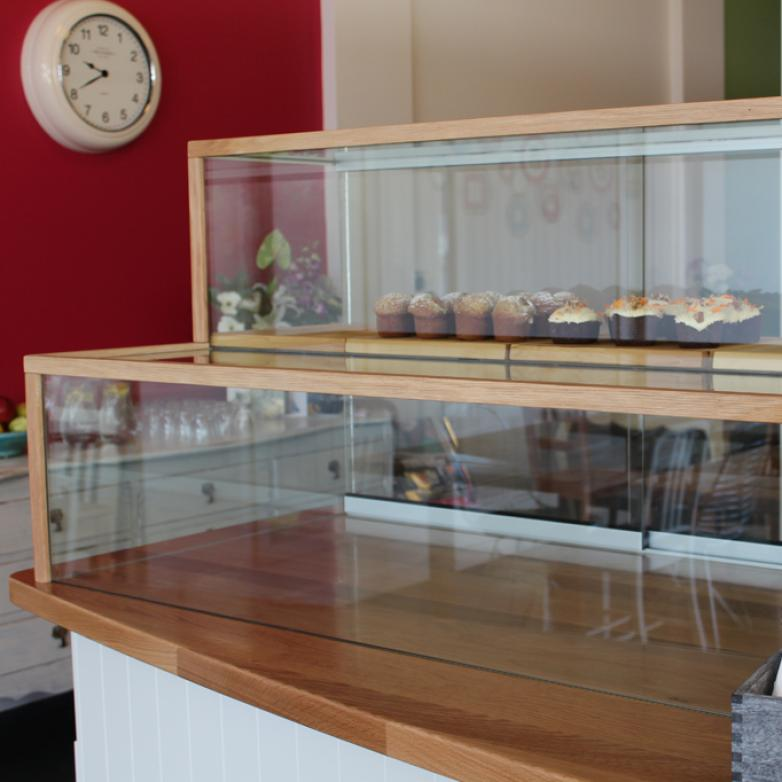The Sellers Room - Custom made food cabinets