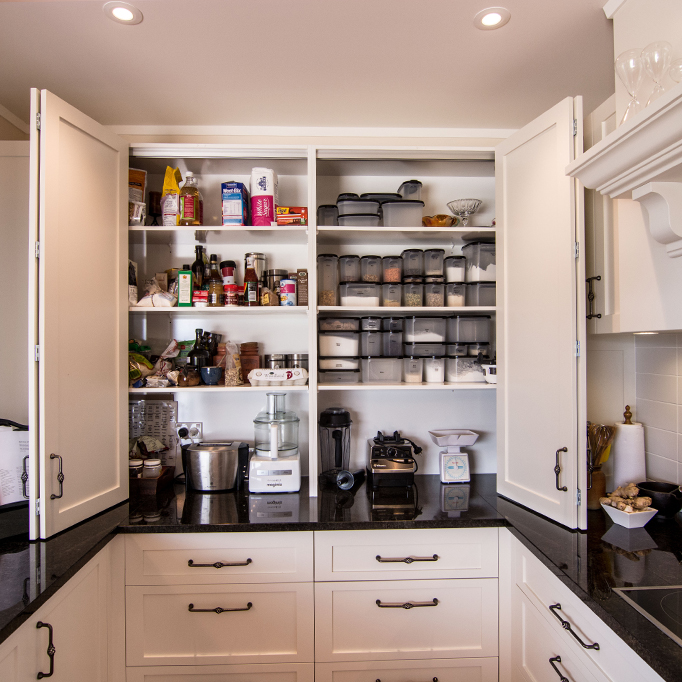 Classical French Kitchen Refit